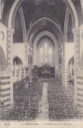 De Haan, Coq Sur Mer, L'Intérieur De L'Eglise (pk36827) - De Haan