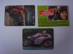 3 Calendar - Mota Moto Motcicleta Motorrad Motocicletta Motorcycle  (zz09) - Calendriers
