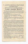 DP LE CHANOINE BOON MALINES ° ERPS 1840 + SOEURS GRISES ANVERS 1933 - Images Religieuses