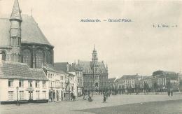 AUDENARDE - Grand'Place. - Oudenaarde