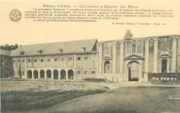 Abbaye D'AULNE - Carrosserie Et Quartier Des Hôtes. - Thuin