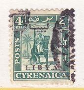 LIBYA  125   (o) - Libya