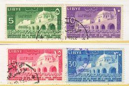 LIBYA  169-72   (o) - Libya