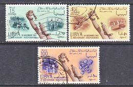 LIBYA  212-14   (o)  INDEPENDENCE - Libya