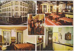 D67 - STRASBOURG - HOTEL DE BRUXELLES - RESTAURANT - 13 RUE KUHN - MUTIVUES - ENFANTS EN COSTUME -  CPSM Grand Format - Strasbourg