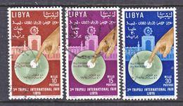 LIBYA  240-2  (o)   INTL.  FAIR - Libya