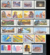 ARGENTINA/STAMPS, 1989 - COMPLETE YEAR, MNH. - Non Classés