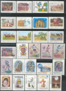 ARGENTINA/STAMPS, 1988 - COMPLETE YEAR, MNH. - Non Classés