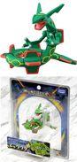 Pokemon : Rayquaza - SF & Robots