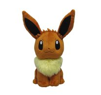 Pokemon : Eevee  ( Plush ) - Cuddly Toys
