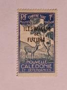WALLIS Et FUTUNA  1930   LOT# 4 - Neufs