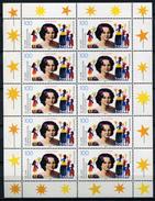 40247) BUND Kleinbogen # 1834 Postfrisch Aus 1996, 12.- € - BRD