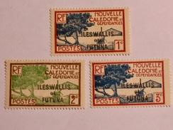 WALLIS Et FUTUNA  1930-40   LOT# 7 - Wallis-Et-Futuna