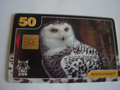 ESTONIA  USED CARDS   BIRDS BIRD - Estonia