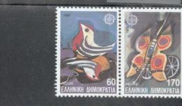 CEPT Kinderspiele Griechenland 1721 - 1722 A MNH ** Postfrisch - Europa-CEPT
