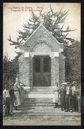 """BOIRS - Chapelle """"Notre-Dame De LOURDES"""" - RRR - Animée - Circulé - Circulated - Gelaufen - 1919. - Blégny"""