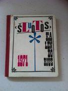 Lithuania Litauen Humorous Book Calendar 1971 - Boeken, Tijdschriften, Stripverhalen