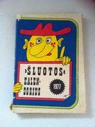 Lithuania Litauen Humorous Book Calendar 1977 - Boeken, Tijdschriften, Stripverhalen