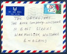 G30- Postal Used Cover. Posted From Nigeria To England. UK. World Food Day. - Nigeria (1961-...)