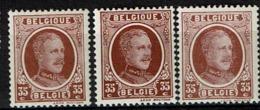 201 + A + B  **  9.7 - 1922-1927 Houyoux