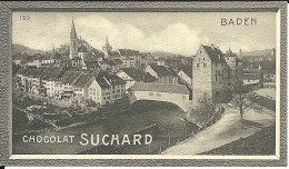 Chromos SUCHARD  , Baden (197) - Suchard