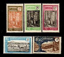 Camerun-0062 - Emissione 1925-27 (+) Hinged - Senza Difetti Occulti. - Cameroun (1915-1959)