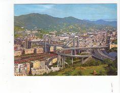 Cpm Italie- Genova - Il Viadotto Polcevera - Genova (Genoa)
