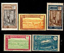 Camerun-0064 - Emissione 1925-27 (+/sg) Hinged/NG - Senza Difetti Occulti. - Cameroun (1915-1959)