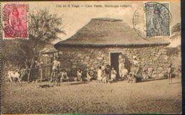 CAP VERT – Ilha De S. TIAGO « Habitaçao Idigena » (1936) - Cap Vert