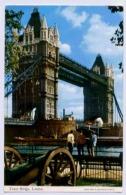 LONDON Tower Bridge - Tower Of London