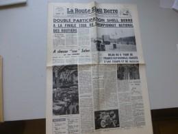 La Route Shell Berre N°10, Nov 1956, Champ France Routiers, 5è Tour De France, Etc  ; Ref 319 G 22 - Journaux - Quotidiens