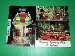 Cartolina Bellaria - Dancing Sporting Club - Vedute Diverse 1965 Ca - Rimini