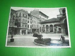 Cartolina Treviso - Piazza Esperia 1939 - Treviso