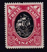 Danzig MiNr  58 Postfrisch - Danzig