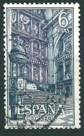 Spanien 1961: Nr. 1282° 6 Pta. Klöster + Abteien - Escorial-Kloster - 1961-70 Gebraucht