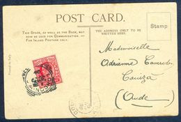 G146-Postal Used Post Card. Posted From England. UK. King George V. - Other