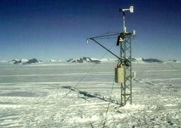 1 AK Antarktis Antarctica * Automatic Weather Station, Foundation Ice Stream * - Ansichtskarten