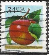 Stati Uniti Lotto N.465 Del 2001 Yvert N.3567a Usato - Etats-Unis