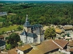 ETAGNAC. - Maison De Repos Ste-Marie - Vue Aérienne - France