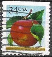 Stati Uniti Lotto N.466 Del 2001 Yvert N.3567a Usato Non Dent In Alto - Etats-Unis