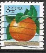 Stati Uniti Lotto N.477 Del 2001 Yvert N.3568a Usato Non Dentellato In Basso - Etats-Unis