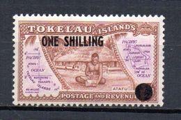 Sello   Nº 5  Tokelau - Tokelau
