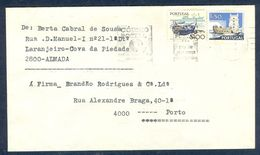 G173- Postal Used Post Card. Posted From Portugal. Ship. See Life. - Portugal