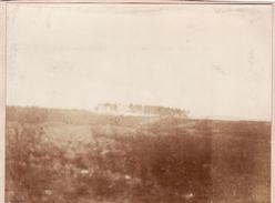 Photo Décembre 1916 HILLERWALD Près ORAINVILLE, BERMERICOURT - Une Vue (A174, Ww1, Wk 1) - Frankreich