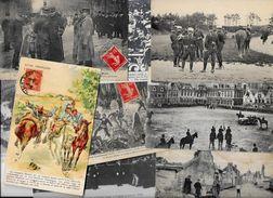 Lot 442 De 10 CPA Militaire Militaria Guerre Matériel Etc Déstockage Pour Revendeurs Ou Collectionneurs - 5 - 99 Postkaarten