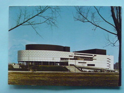 V02-38-A-departement-38-isere-grenoble-maison De La Culture--1969 - Grenoble