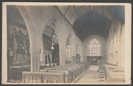 St Olaf's Church, Poughill, Cornwall, C.1920 - Thorn RP Postcard - Other