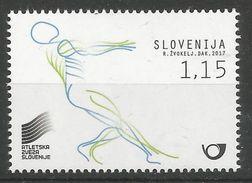 SI 2017-10 SPORT LONDON, SLOVENIA, 1 X 1v, MNH - Slovénie