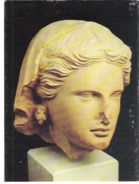 Female Head Frthe Temple Of Aphrodite. Arsos, Cyprus (beg. Of 3rd Cent. B. C.) - Sculptures