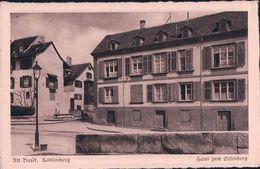 Alt Basel, Kohlenberg, Phot. Hoffmann (9235) - BS Bâle-Ville